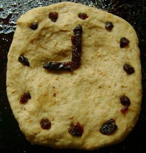 Bread Clock
