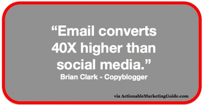 Brian Clark quote at SMMW15 via Actionable Marketing Guide