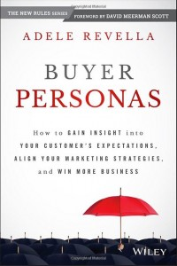 Buyer Personas Book Cover