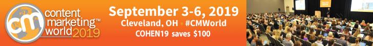 CMWorld19 Ad.