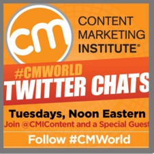 Content Marketing Institute Twitter Chats