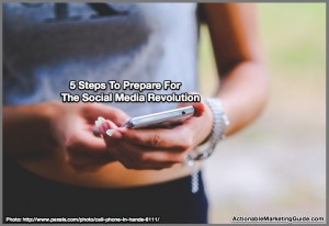 Are you ready for the social media revolution?