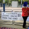 Checkmate-Kate Middleton-Royal Wedding Route