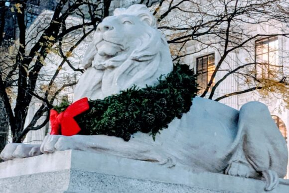 New York Public Library's Lions