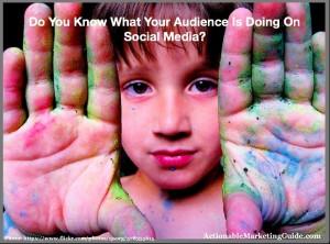 Social Media Behavior in 2015