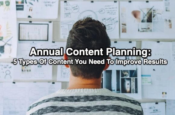 Annual Content Planning
