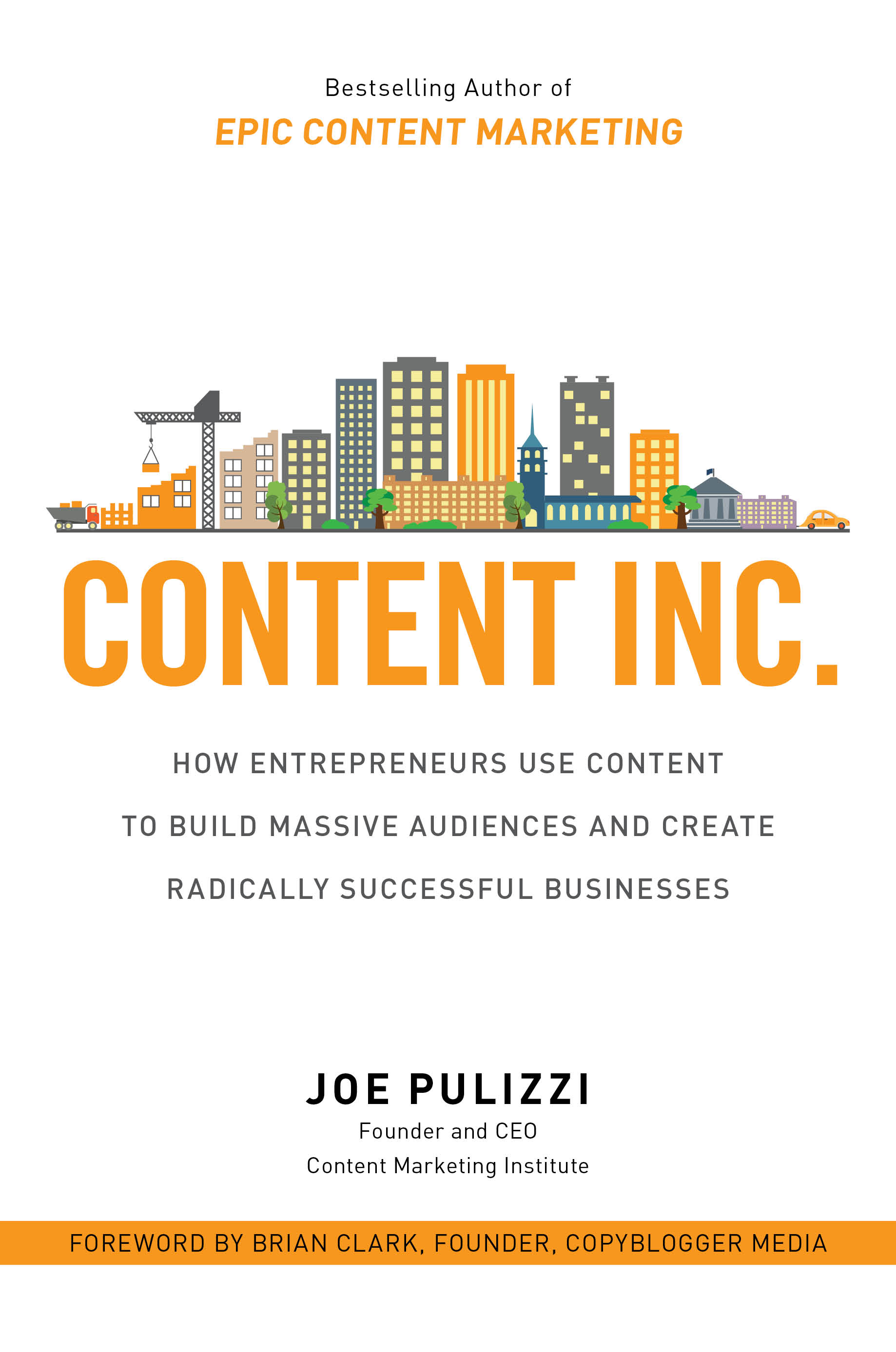 Content Inc. Front Cover