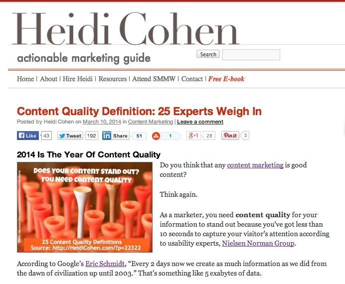 Content Marketing Secrets - Actionable Marketing Guide
