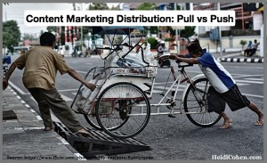 Content marketing distribution