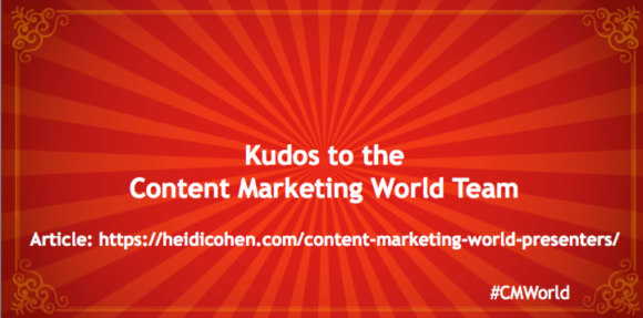 Content Marketing World Team