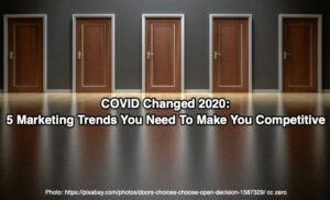 COVID Changed 2020: 5 Marketing Trends