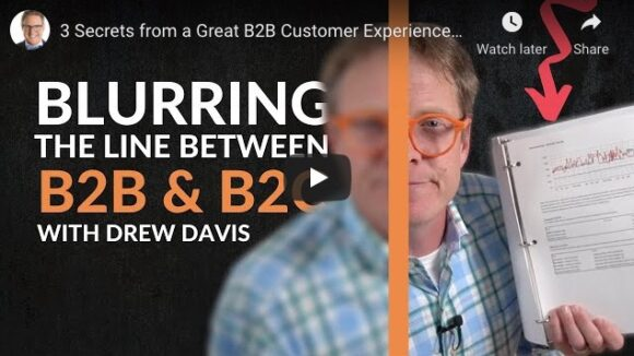 Drew Davis – Blurring the line between B2B & B2C