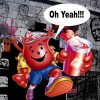 Drinking the Kool Aid Graffiti