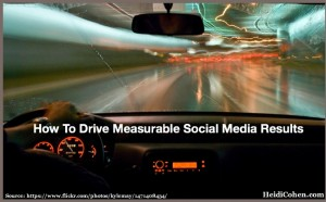 Drive Measurable Social Media Results
