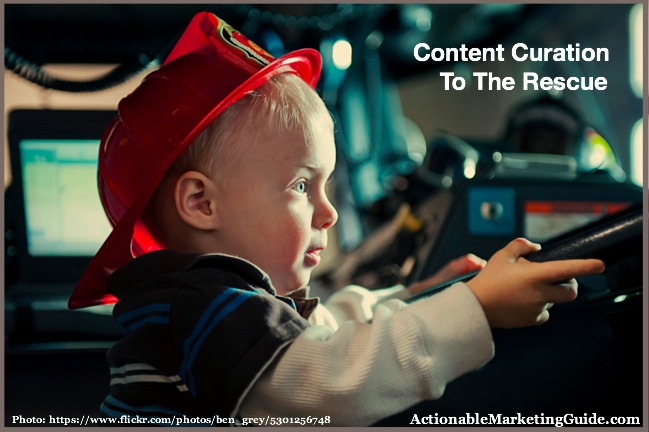 Reasons to curate content