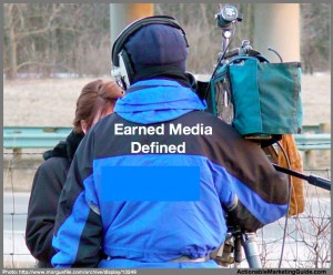 earned media defined