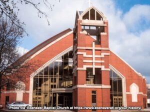 Ebenezer Baptist Church Shows Why Words Matter