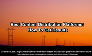Best Content Distribution Platforms