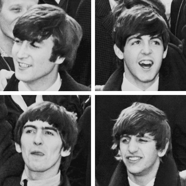 Fab 4- The Beatles