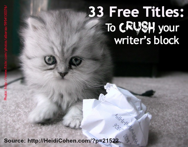 Winter Titles for Blogs and  Content