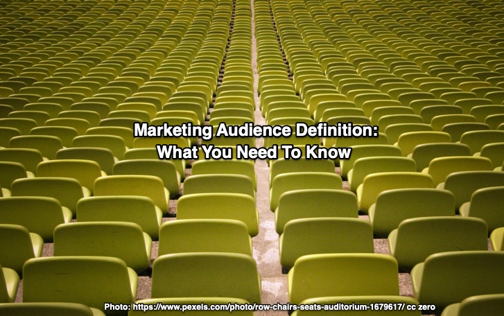 Who's in your audience