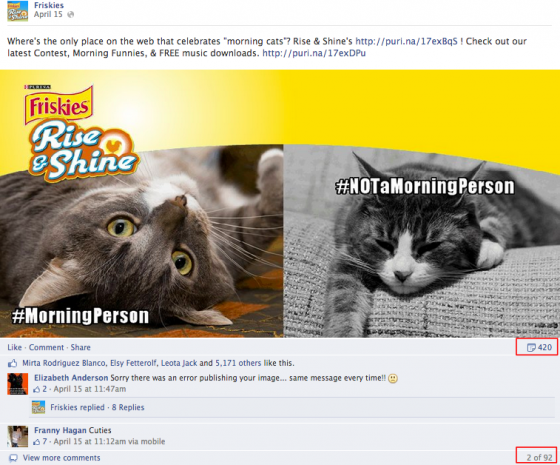 Friskies - Funny Photos - Facebook