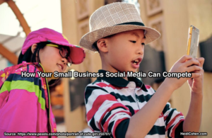 Small business social media research findings