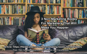 Non-Marketing Books For Marketers