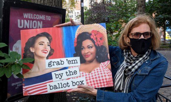 Grab em by the ballot box