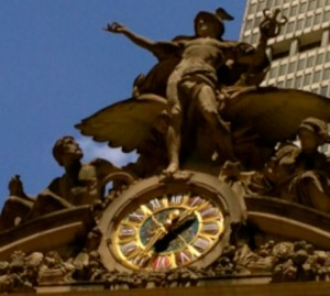 Clock At Grand Central Photo By Heidi Cohen