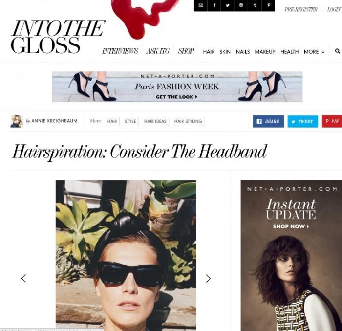 Hairspiration_ Consider The Headband | Into The Gloss