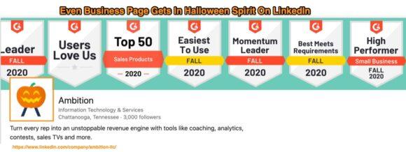 Halloween Social Media Marketing Tip