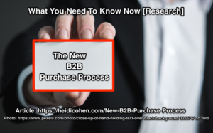 New B2B Purchase Process