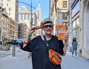 Heidi on 5th Avenue with Content Inc.