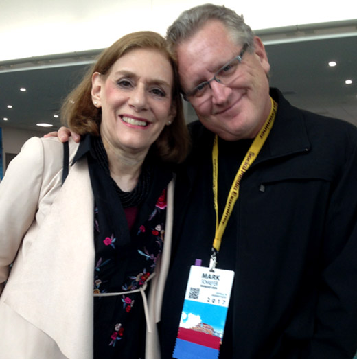 Heidi Cohn and Mark Schaefer