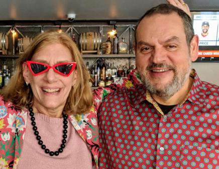 Heidi Cohen & George Stenitzer
