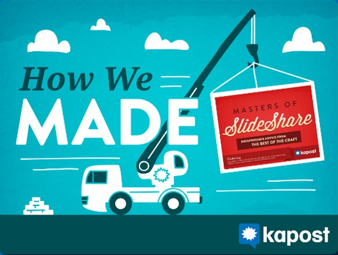 How We Made Masters of SlideShare -Kapost