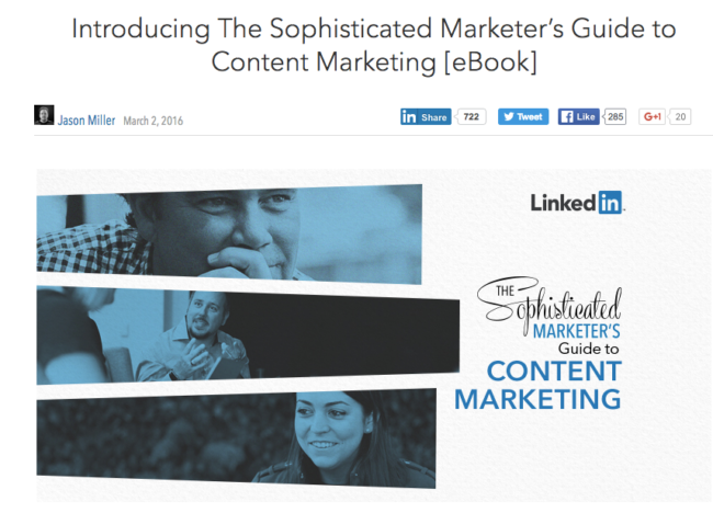 Content Marketing Secrets From Dad