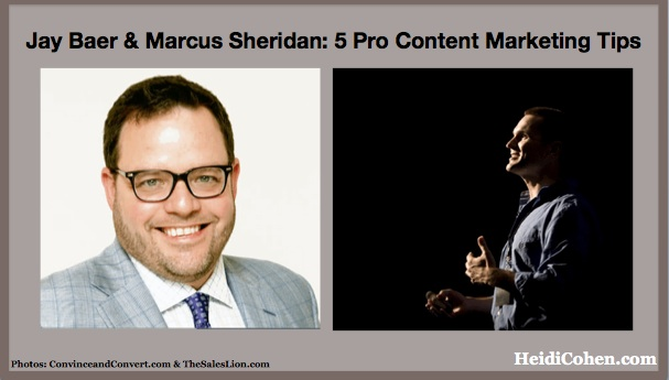 5 Pro Content Marketing Tips