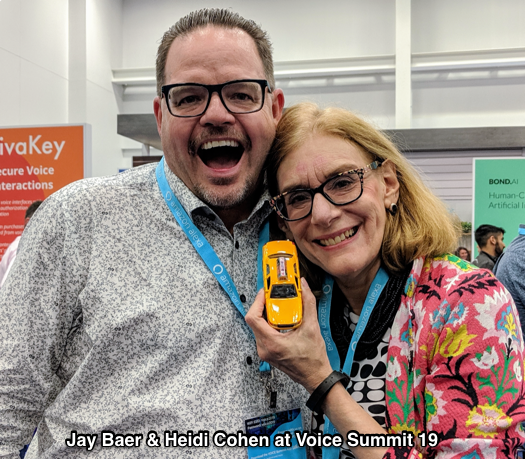 Jay Baer and Heidi Cohen