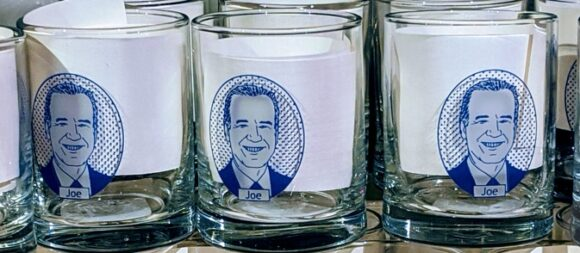 joe Biden shot glasses