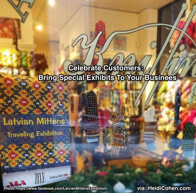 Celebrate customers