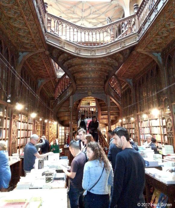 Porto Bookstore