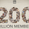 LinkedIn 200 Million Members