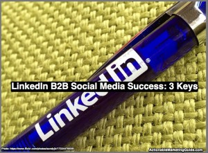 LinkedIn B2B Social Media Success