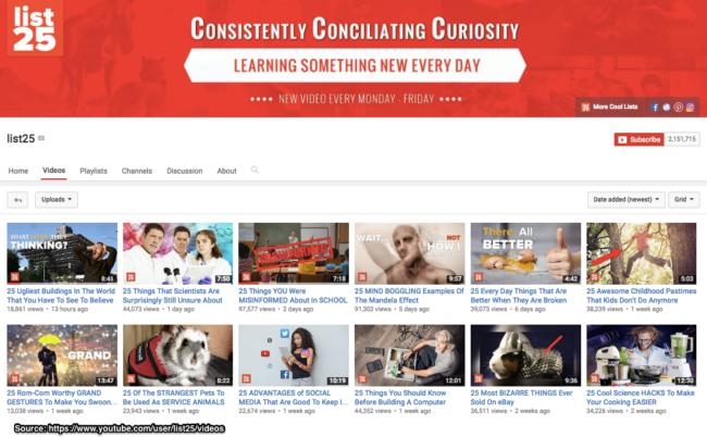 One Trick Pony Content - Video