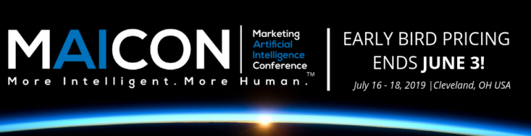 Marketing Artificial Intelligence Conference