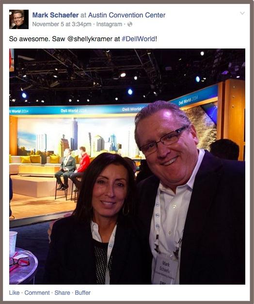 Mark Schaefer on Facebook