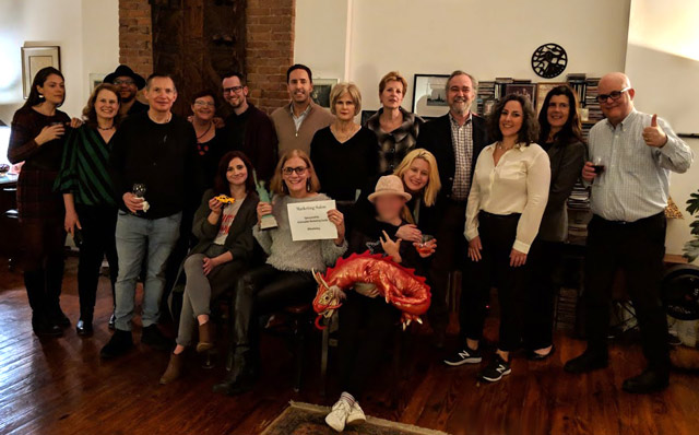 Marketing Salon April 2019