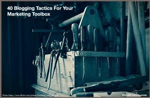 blogging: social media or search tactic
